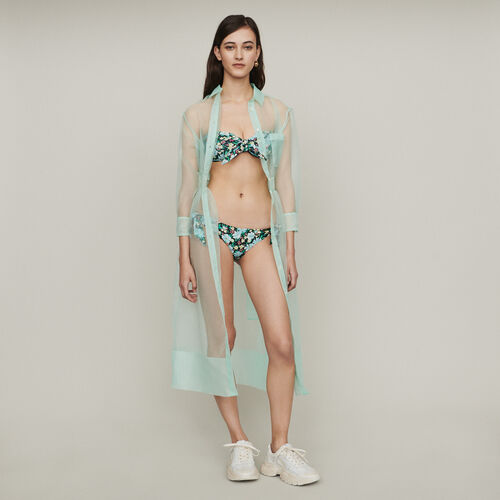 Buster two-piece printed swimsuit : SoldesUK-All color Printed