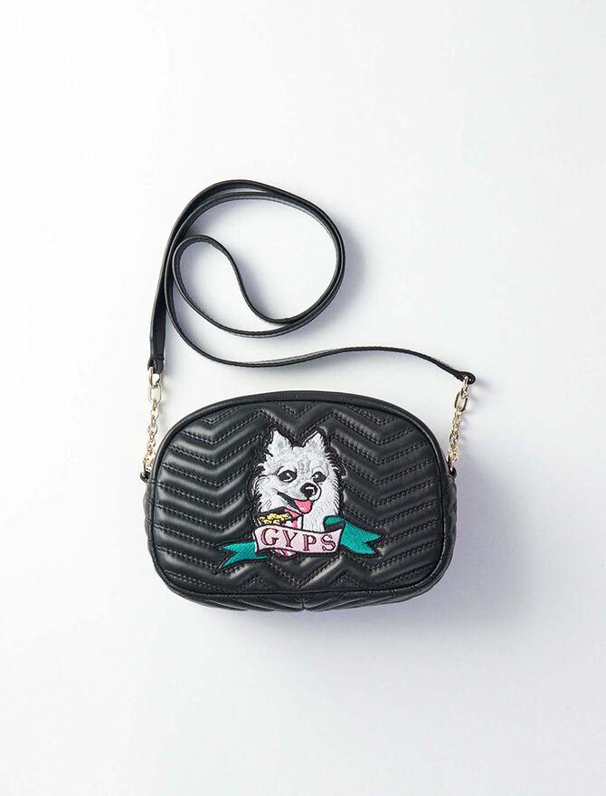 Gyps quilted bag - Sami bag - MAJE