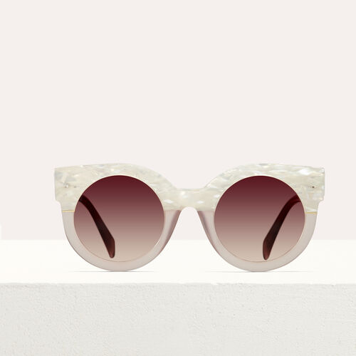 Cat's eye sunglasses : See all color ECAILLE