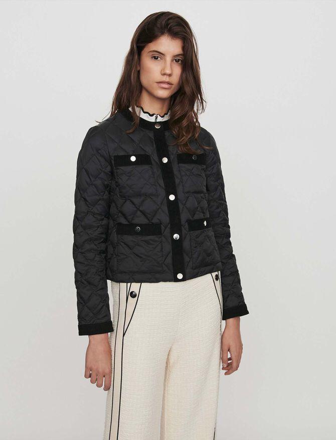 Light puffer with pockets - Jackets & Blazers - MAJE