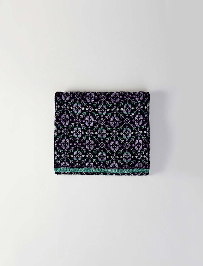 Whool-blend scarf - Shawls & Ponchos - MAJE