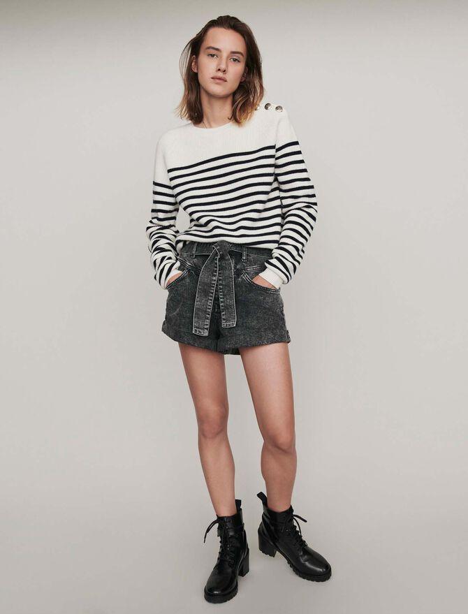 Sailor sweater - -30% - MAJE