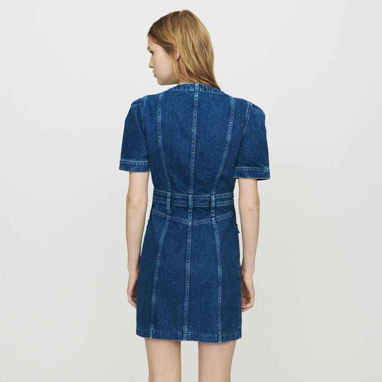 Denim dress : Dresses color Denim