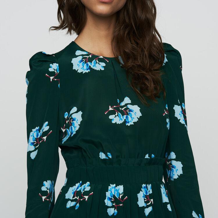 Short floral-print dress : Skirts & Shorts color PRINTED