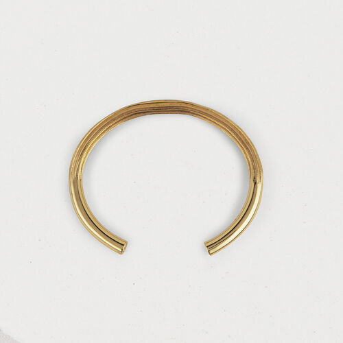 """Friday """"Semainier"""" Bangle : Jewelry color GOLD"""