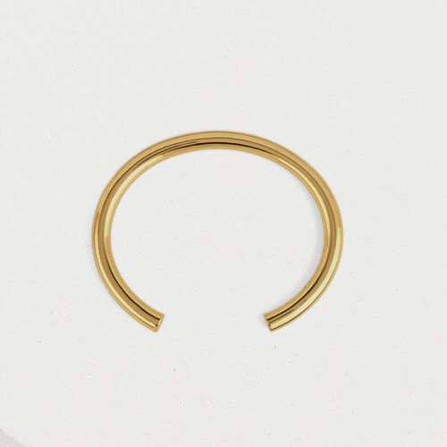 """Monday """"Semainier"""" Bangle : Jewelry color GOLD"""