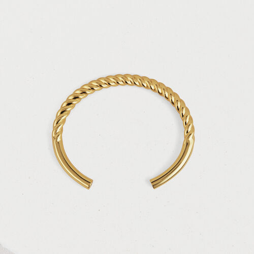 """Tuesday """"Semainier"""" Bangle : Jewelry color GOLD"""