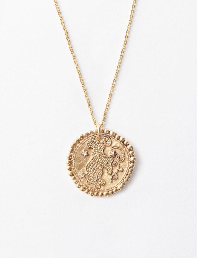 Médaille Constellation Bélier -  - MAJE