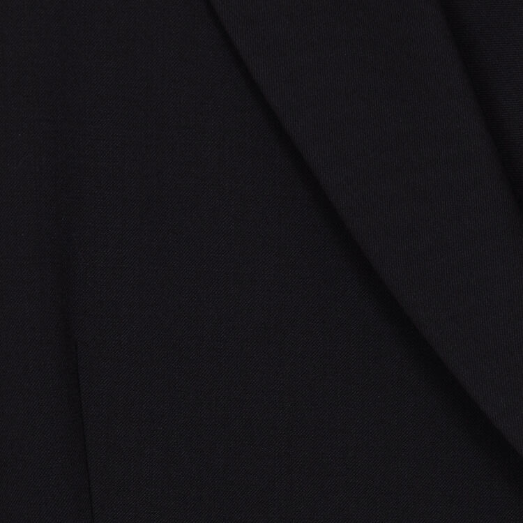 Dress coat in wool blend : Dresses color Black 210