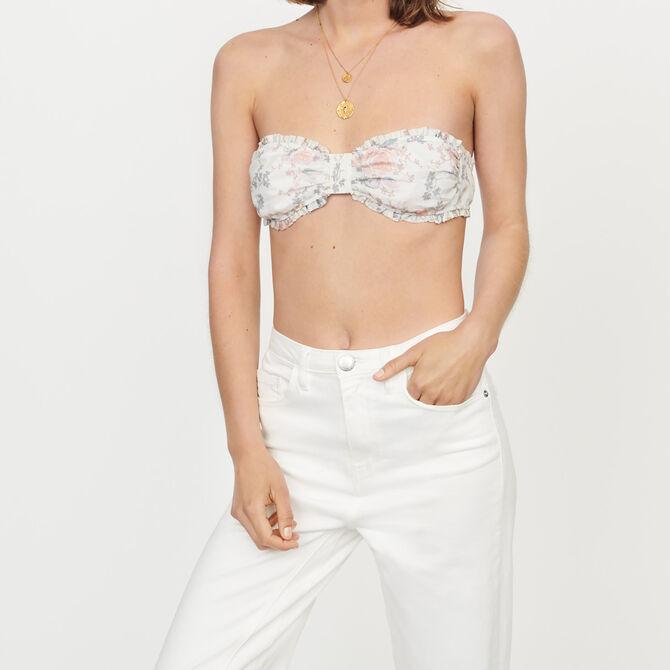 Brassière et culotte 100% coton - staff-private-sale - MAJE