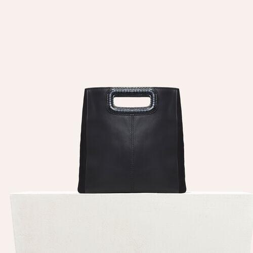 Leather bag - M bags - MAJE
