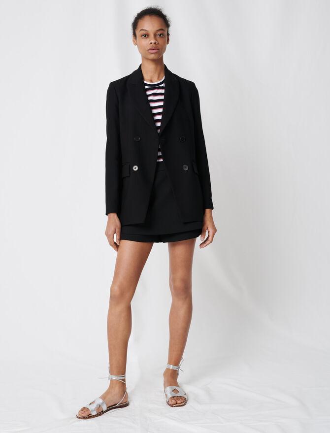 Veste de tailleur à boutons - Blazers - MAJE