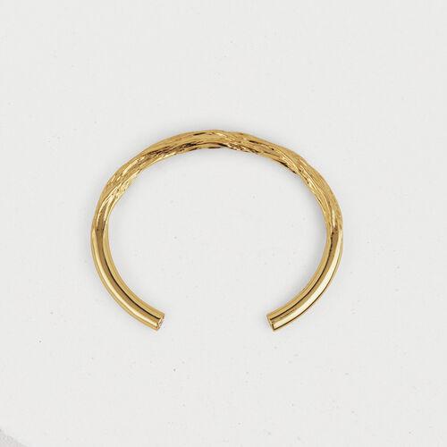 "Sunday ""Semainier"" Bangle : Jewelry color GOLD"