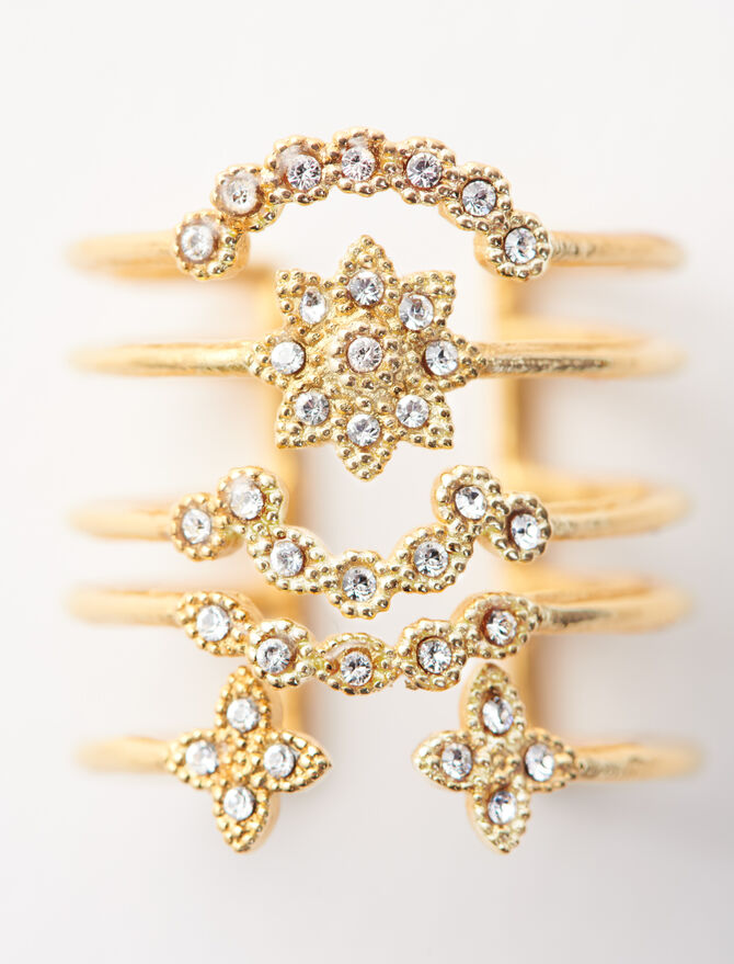 Precious day of the week ring - Jewelry - MAJE