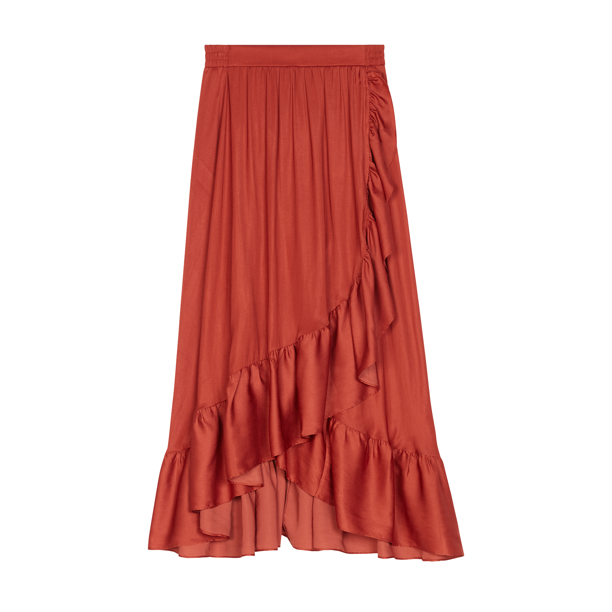 Long skirt  - Skirts & Shorts - MAJE